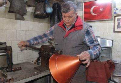 Kırkpınar'ın ince işçisi
