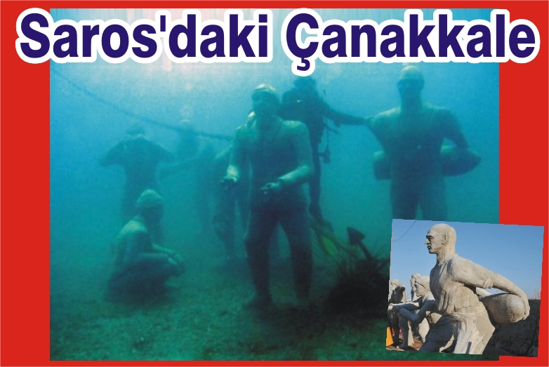 Saros'daki Çanakkale