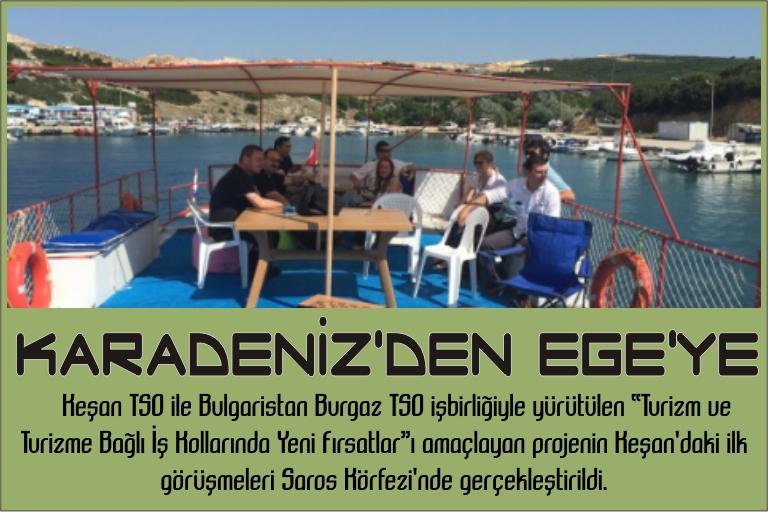 Karadeniz'den Ege'ye